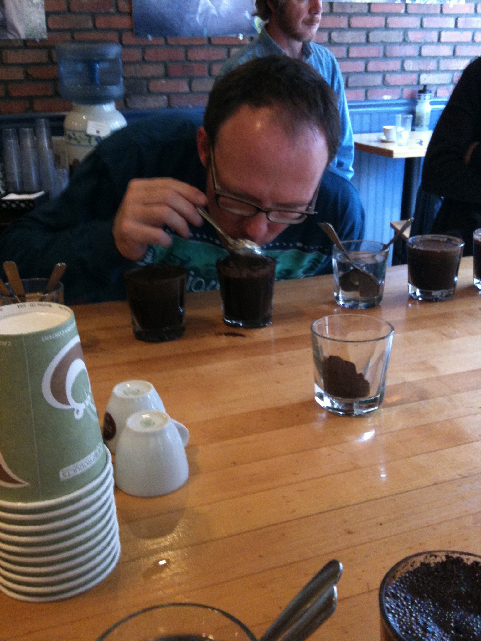 Conscious Coffee Cupping at The Cup Boulder – Local Table Tours
