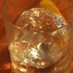 Oak ice ball