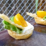 Three Leaf Farm, Bruschetta en Phyllo