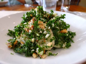 OAK at Fourteenth Kale Salad