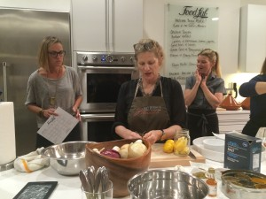 Learning about preserved lemons with Peggy Markel