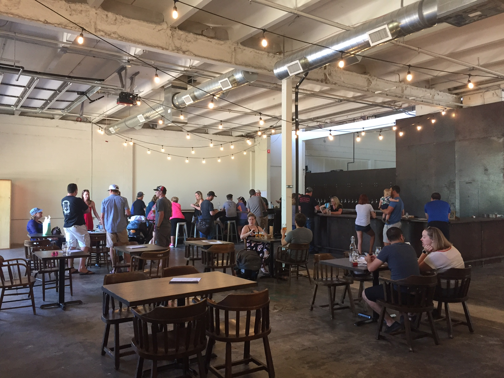 Gunbarrel S Newest Brewery Brewing Company Local Table